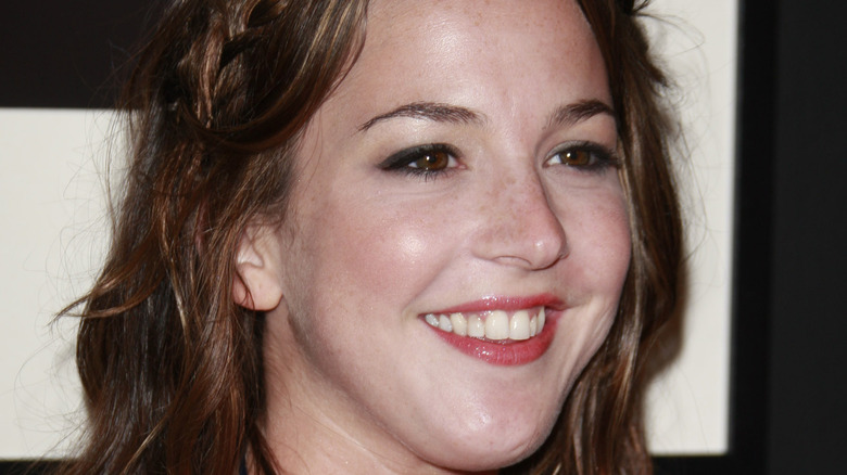 Martha MacIsaac smiling from 2008