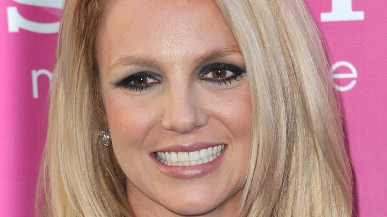 Britney Spears red carpet