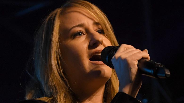 Margo Price singing