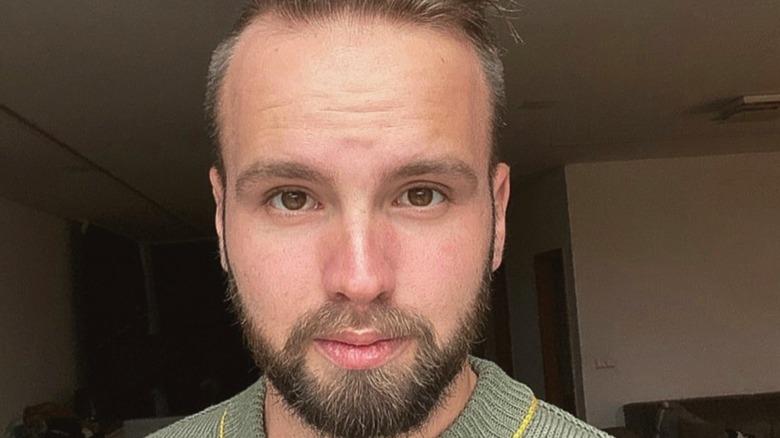 Tobias Topic selfie
