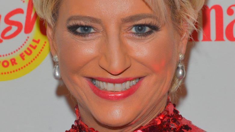 Dorinda Medley wearing makeup