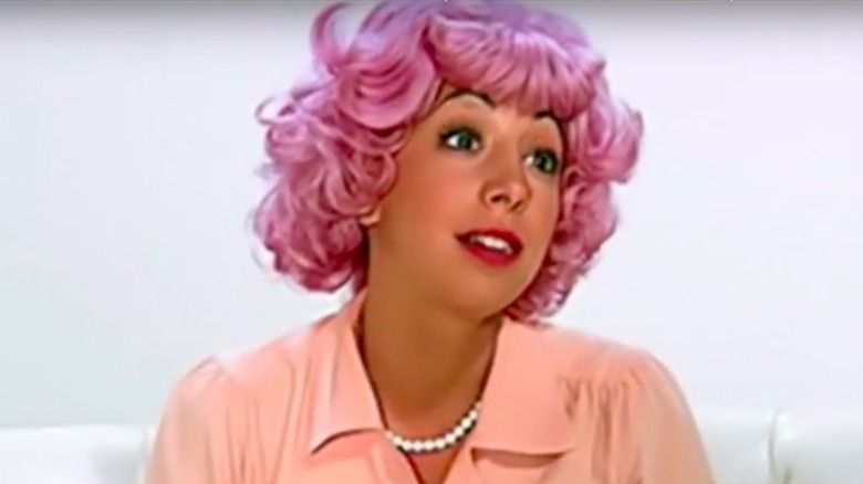 Frenchy from Grease