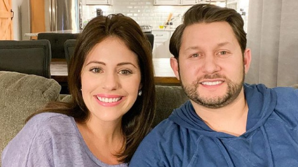 Anthony D'Amico and Ashley Petta