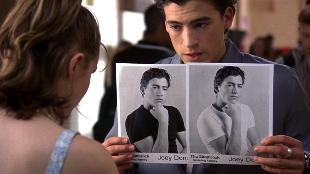 Joey from 10 Things I Hate About You