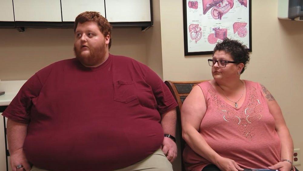 Justin McSwain My 600-lb Life