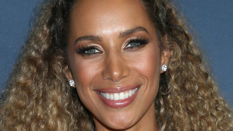 Leona Lewis smiling
