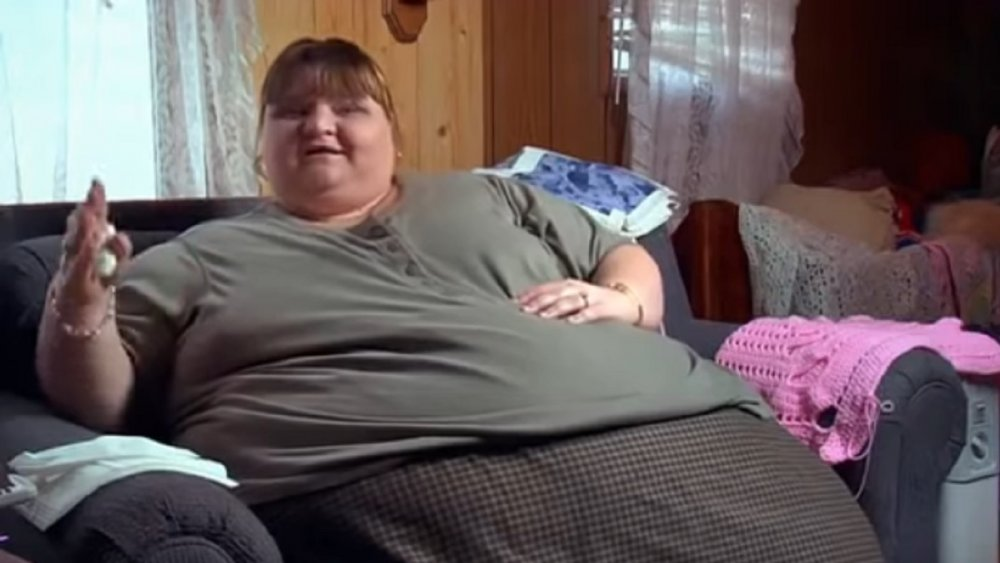 Melissa Morris from My 600-lb life then