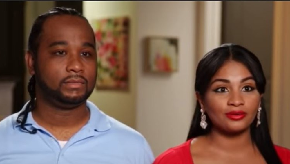 Robert and Anny appear on 90 Day Fiancé