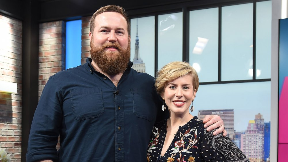 Home Town stars Erin and Ben Napier