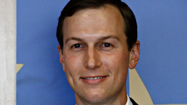 Jared Kushner smiling