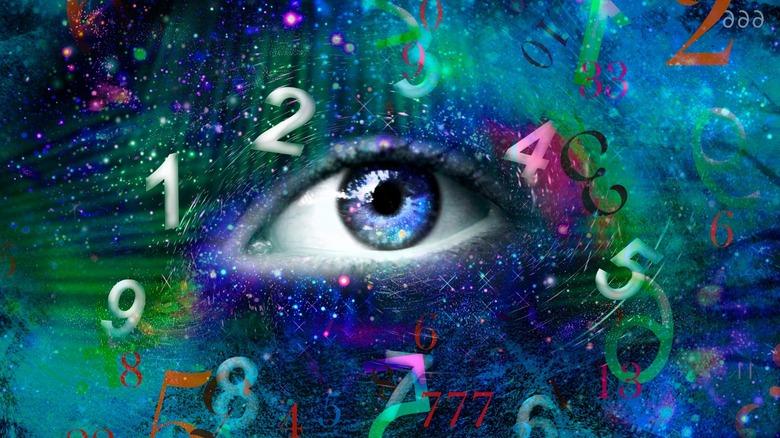 numerology numbers eye