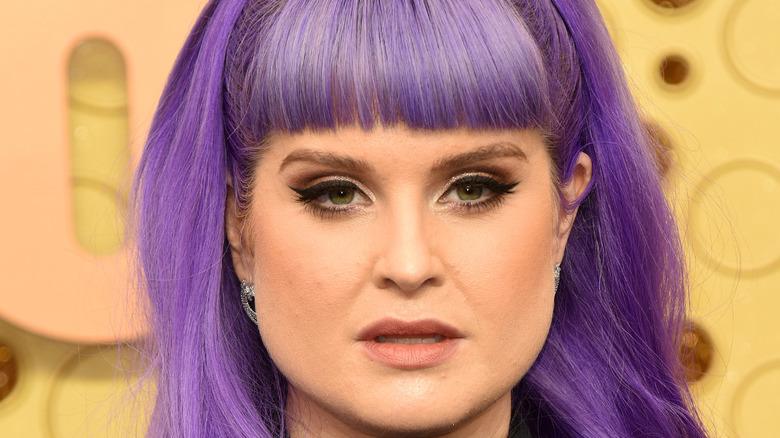 Kelly Osbourne face