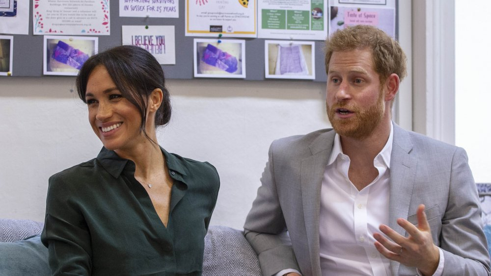 Meghan and Harry, 2018