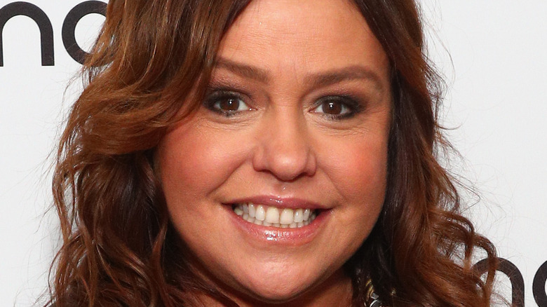 Rachael Ray on the red carpet