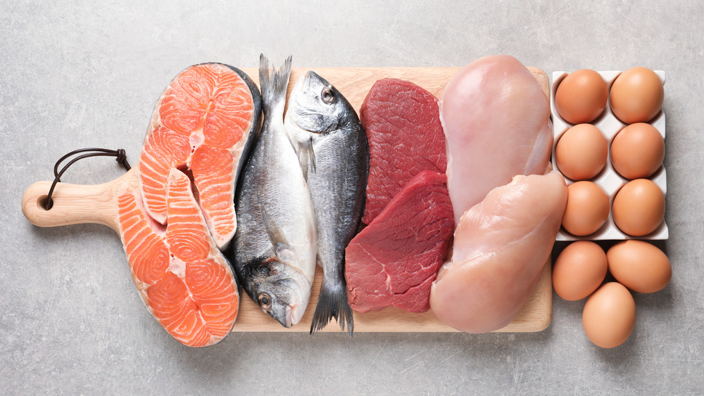 foods you might eat on Atkins diet