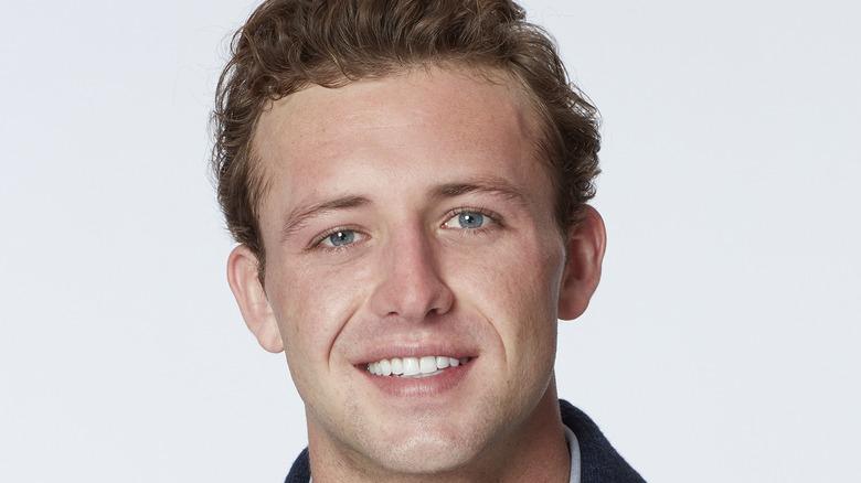 Christian Smith smiling