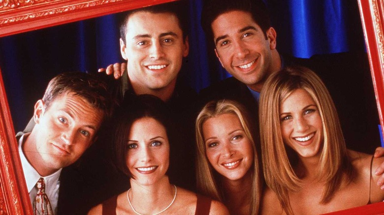 Friends stars