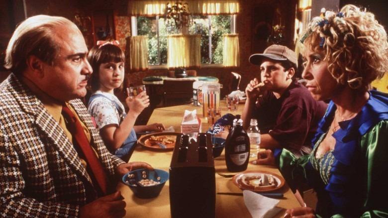 Matilda movie cast