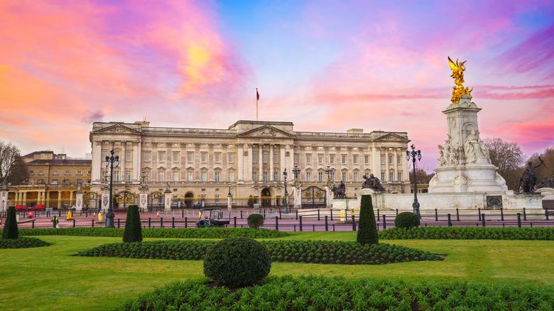 royal family homes