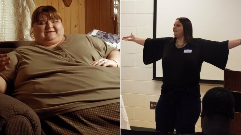 My 600-lb Life star Melissa Morris, before and after