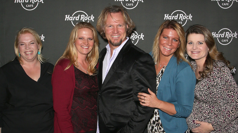 Kody Brown and his wives