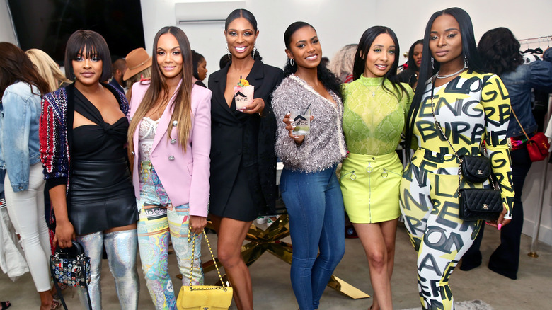 Basketball Wives cast