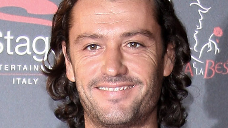 Rossano Rubicondi smiling