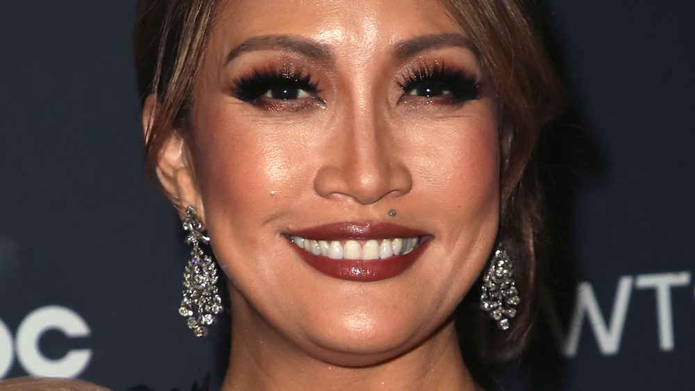 Carrie Ann Inaba of DWTS