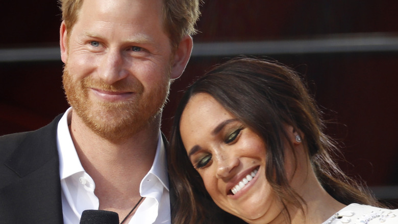 Meghan Markle and Prince Harry in New York City