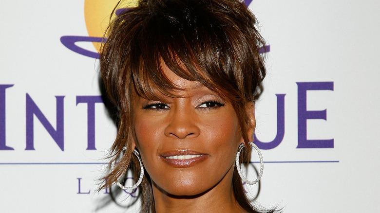 Whitney Houston in 2008