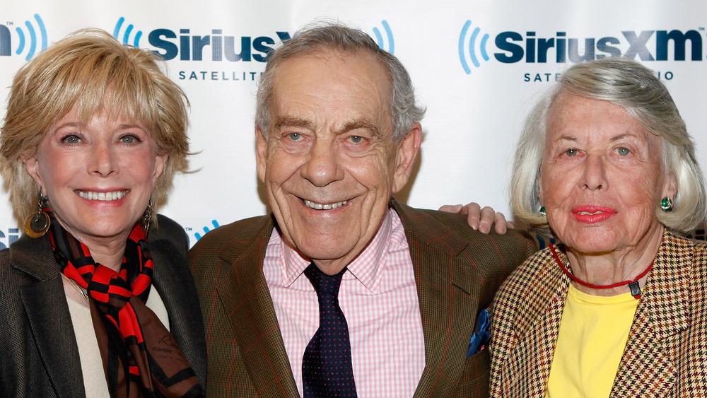 The cast of 60 Minutes reunites