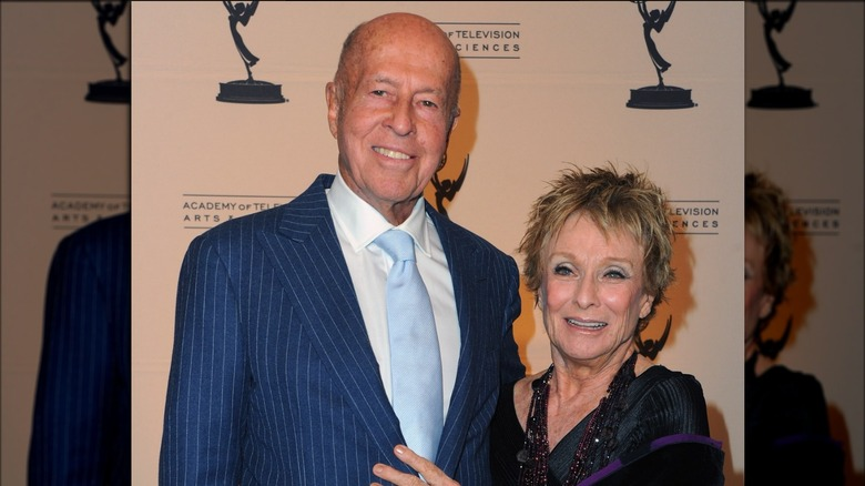 George Englund and Cloris Leachman