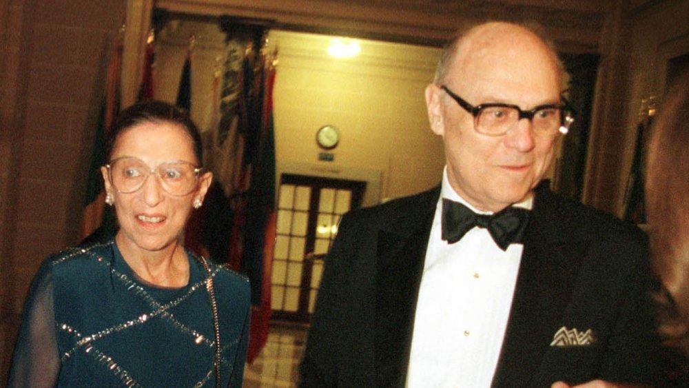 Marty and Ruth Bader Ginsburg