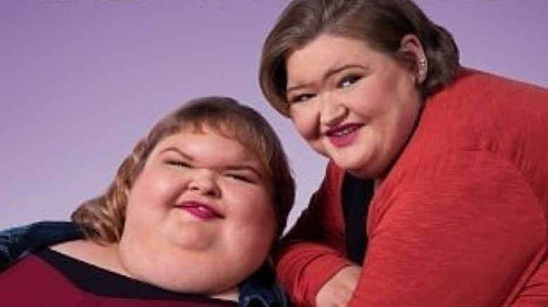 Amy and Tammy Slaton posing togetther