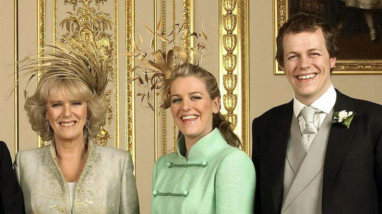 Prince Charles, Camilla Parker Bowles, Laura Lopes, Tom Parker Bowles
