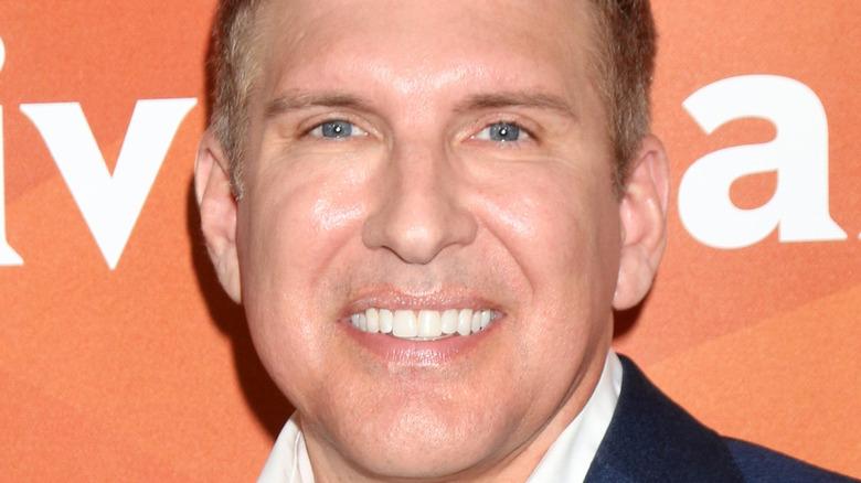 Todd Chrisley smiling close-up