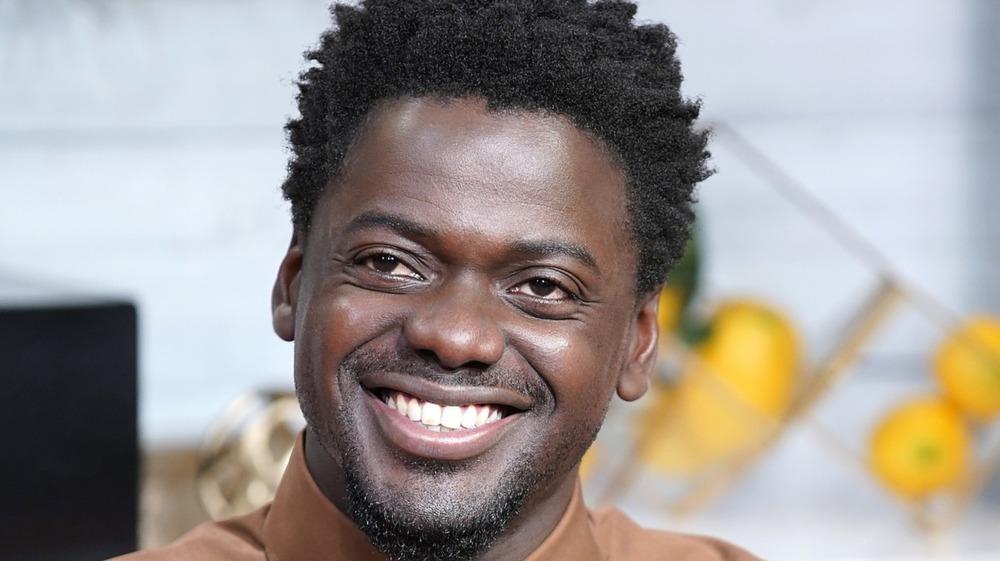 Daniel Kaluuya smiling