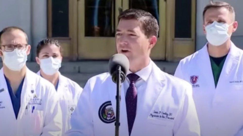Dr. Sean Conley