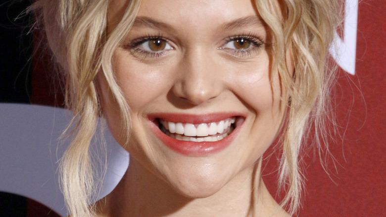 Emily Alyn Lind smiling
