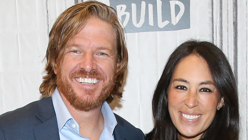 Chip and Joanna from Fixer Upper