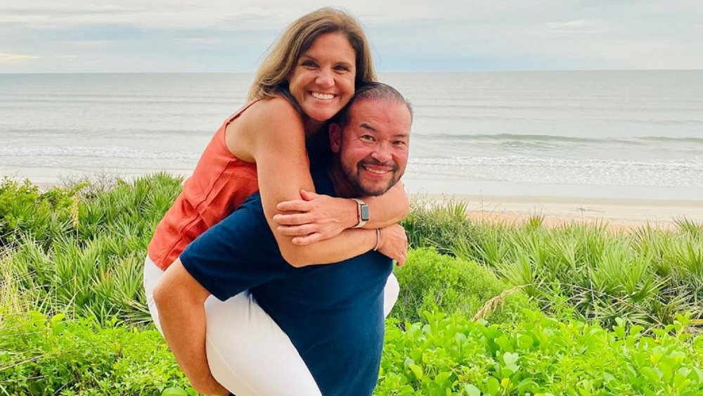 Jon Gosselin and his girlfriend Colleen Conrad