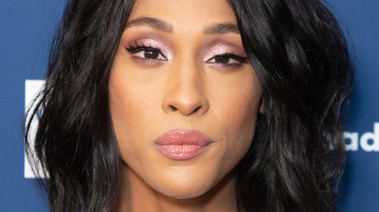 Mj Rodriguez at event