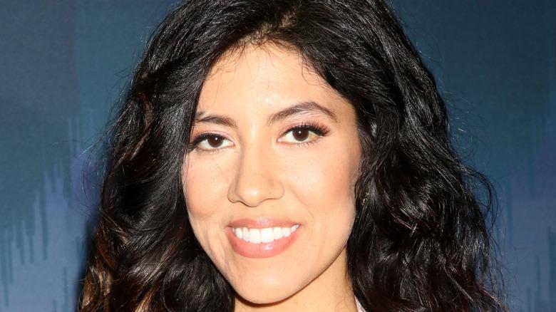 Stephanie Beatriz smiling