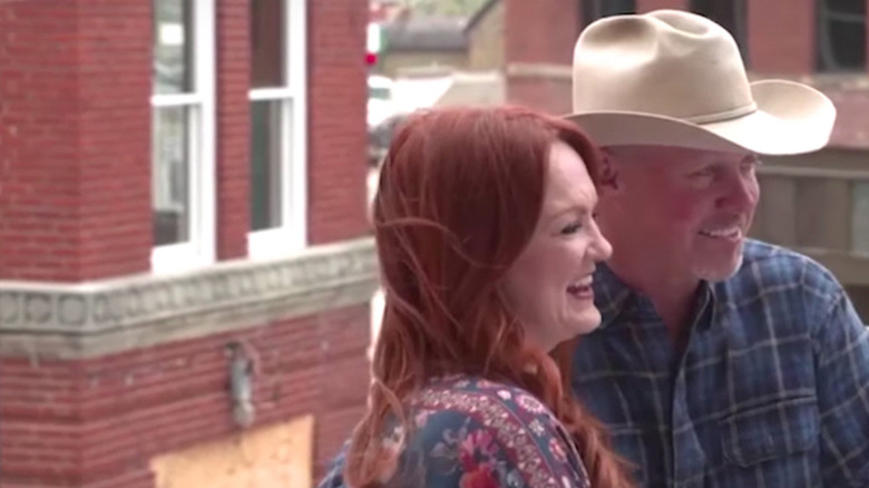 Ree Drummond and the Pioneer Woman's husband, Ladd Drummond