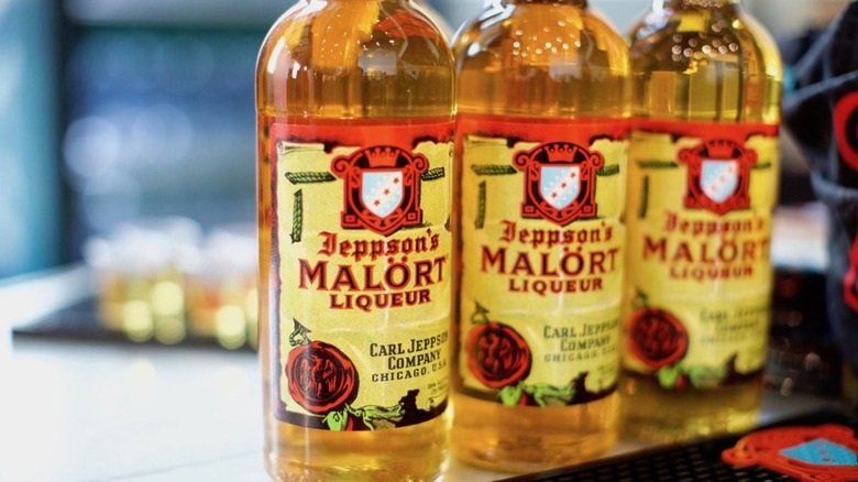 Bottles of Malört