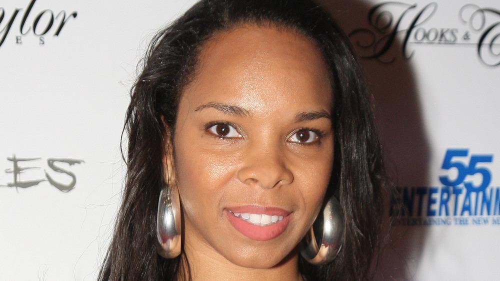Cherie Johnson smiling