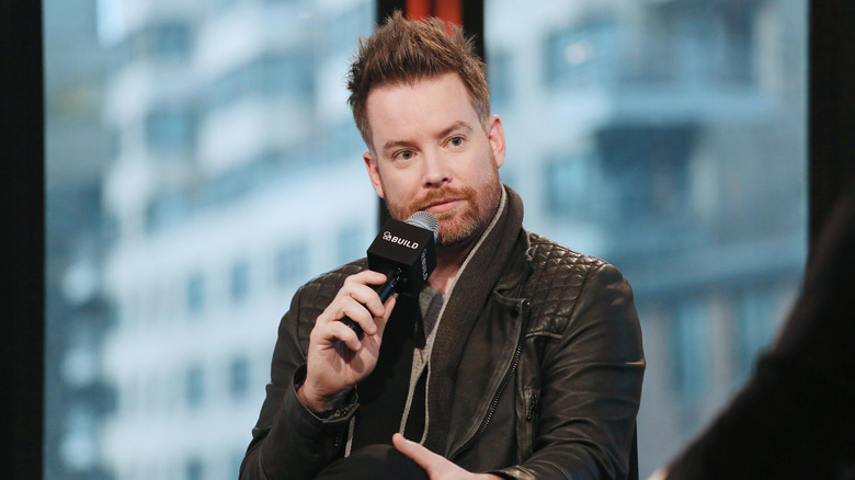 David Cook in an interview