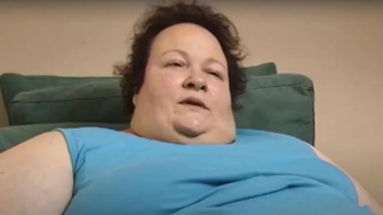 Janine Mueller appears on My 600-lb Life