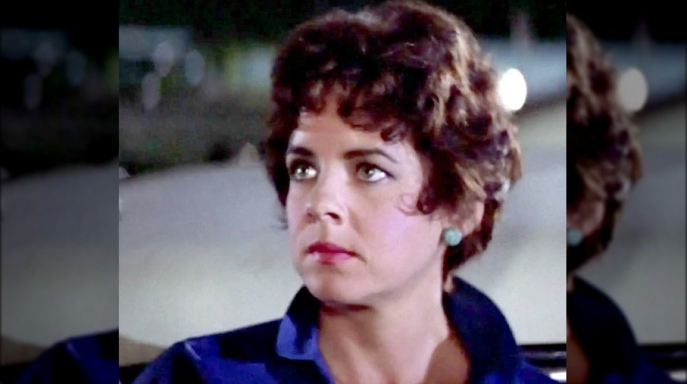 Stockard Channing as Rizzo from Grease