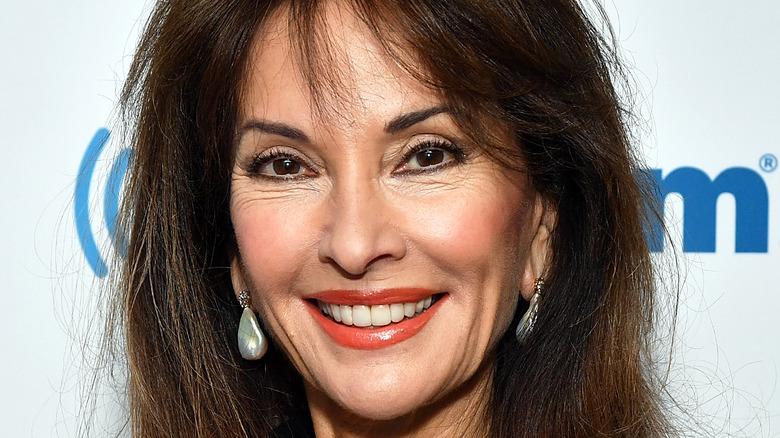 Susan Lucci smiling